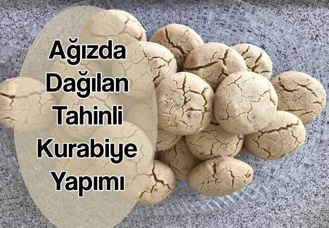 agizda-dagilan-tahinli-kurabiye
